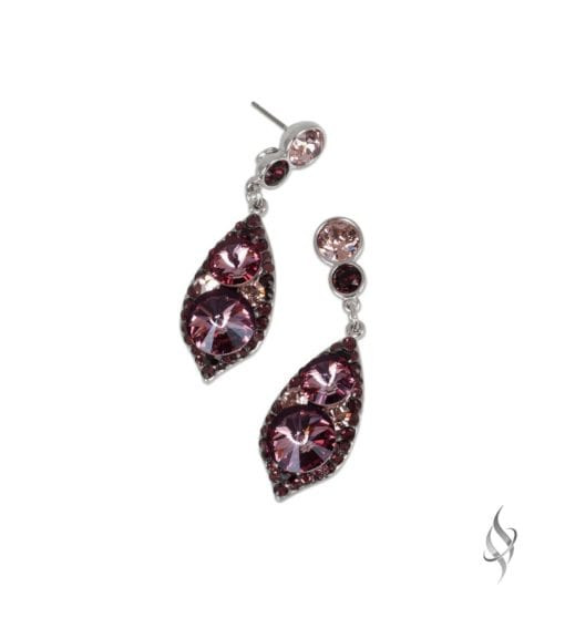 ALI CLAIRE Chianti Drop Earrings from Stefanie Somers